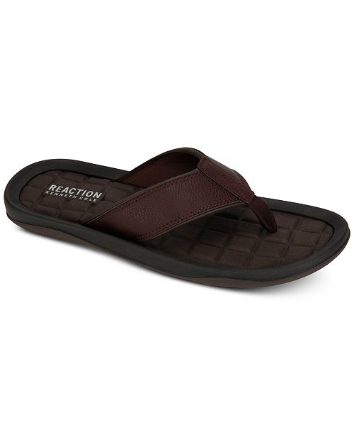 Kenneth Cole Reaction Men's Flip-Flop Sandals