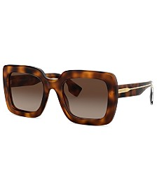 Burberry Sunglasses, BE4284 52