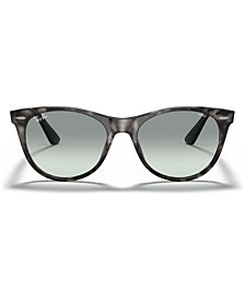 Ray-Ban Sunglasses, RB2185 55