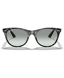 Ray-Ban Sunglasses, RB2185 55