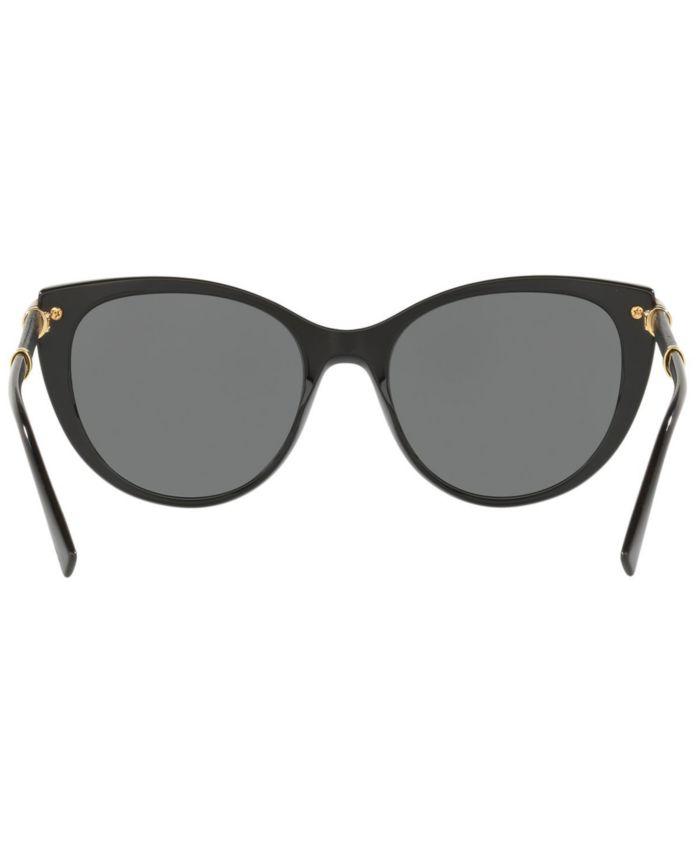 Versace Sunglasses, VE4364Q 55 & Reviews - Sunglasses by Sunglass Hut - Handbags & Accessories - Macy's