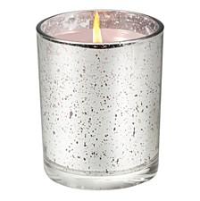 Santalum Blooms Metallic Candle