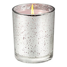 Aromatique Santalum Blooms Metallic Candle