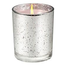 Aromatique Santalum Blooms Metallic Candle
