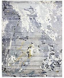 Cascade CAS-9 Ivory/Grey 8' x 10' Area Rug