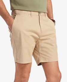 """Tommy Hilfiger Men's 7"""" Shorts, Created for Macy's"""