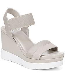 Franco Sarto Kashmir Wedge Sandals