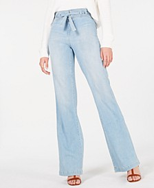 Joe's Chelsea The High-Rise Flared Jeans