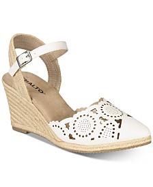 Rialto Coya Espadrille Wedge Sandals