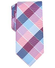 Nautica Men's Steen Plaid Slim Tie
