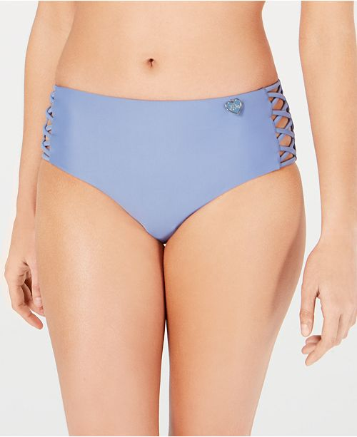 Body Glove  Smoothies Crisscross-Sides Bikini Bottoms
