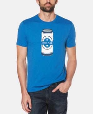 Original Penguin T-shirts MEN'S THIRST PLACE GRAPHIC T-SHIRT