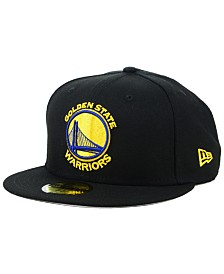 New Era Golden State Warriors Basic 59FIFTY FITTED Cap