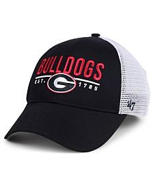 '47 Brand Georgia Bulldogs Bulldogs Inaugural Adjustable Snapback Cap
