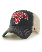 f341c82dfdf  47 Brand Indiana Hoosiers Tuscaloosa Mesh CLEAN UP Cap