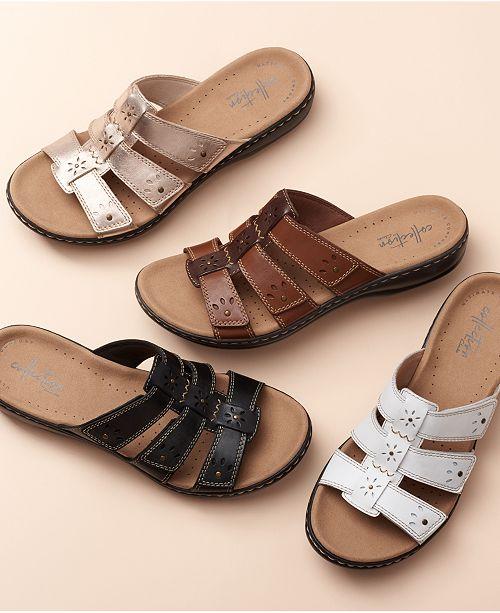 db8c132d583 Clarks Collection Women s Leisa Spring Sandals   Reviews - Sandals ...