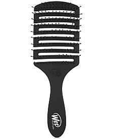 Wet Brush Pro Flex Dry Paddle - Black