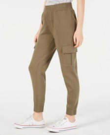 Planet Gold Juniors' Jogger Cargo Pants