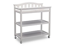 Bell Changing Table with Wheels