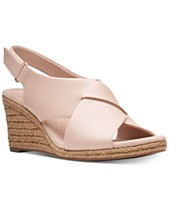 5febd3b62 Clarks Collection Women's Lafely Alaine Wedge Sandals
