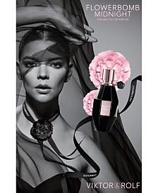 Viktor&Rolf Flowerbomb Midnight Eau de Parfum Fragrance Collection