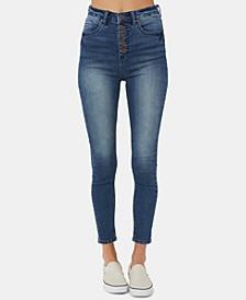 Juniors' Bridgette Skinny Jeans