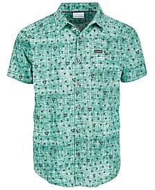 Columbia Men's Brentyn Trail Short Sleeve Shirt