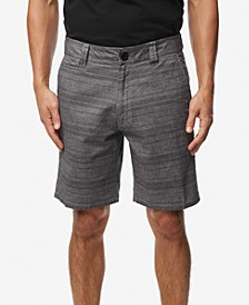 Men's Bateman Stripe Chambray Shorts