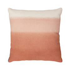 """French Connection Sunset 18"""" Square Ombre Decorative Pillows"""