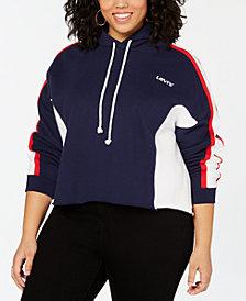 Levi's® Plus Size Sport Hoodie