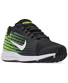 7b3ed166d05 Nike Boys  Downshifter 8 Running Sneakers from Finish Line