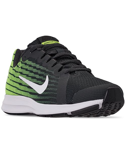 cheap for discount f6a66 c683c Nike Boys  Downshifter 8 Running Sneakers from Finish ...