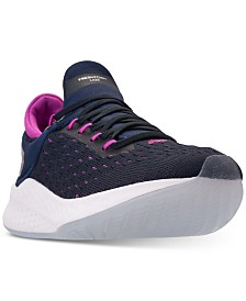New Balance Women's Fresh Foam LAZR Hypoknit Running Sneakers from Finish Line