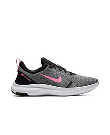 Nike Women's Flex Experience Run 8 Wide Width Running Sneakers from Finish Line