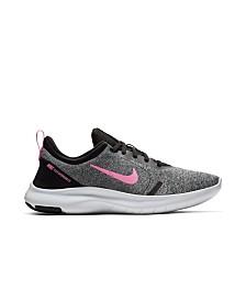 Nike Women s Flex Experience Run 8 Wide Width Running Sneakers from Finish  Line 6c03fbf7936bd