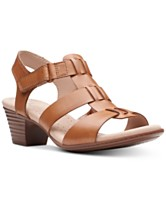 499c8548ff7f Clarks Collection Women s Valarie Kerry Sandals