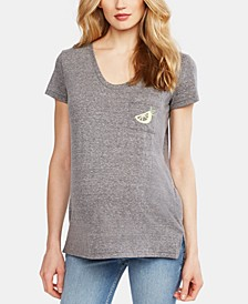 Maternity Graphic T-Shirt