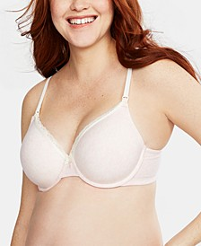 Full-Coverage Nursing Bra