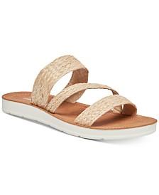 Madden Girl Press Woven Sandals