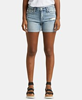 098703cbb33 Silver Jeans Co. Sam Denim Boyfriend Shorts