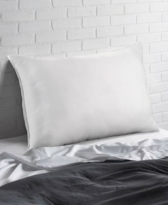 Overstuffed Plush Allergy Resistant Gel Filled Side/Back Sleeper Pillow - Standard