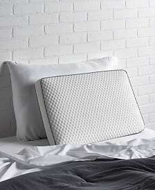 Super Cooling Gel Top Memory Foam Pillow - One Size