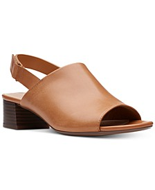 Collection Women's Elisa Lyndsey Slingback Sandals, Created for Macy's