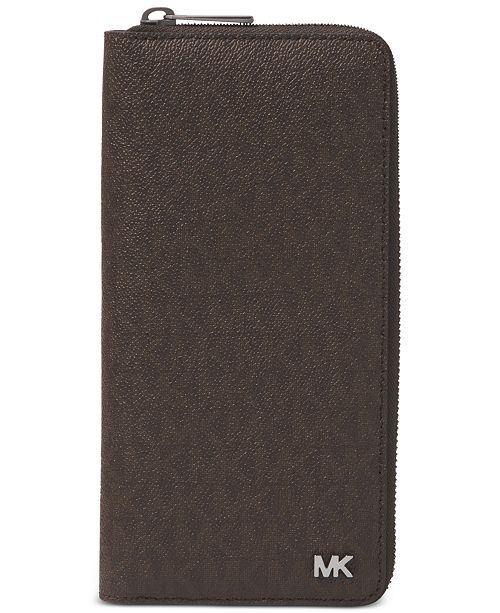 online store 6420b e3c3d Men's Tech Zip Wallet