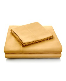 Woven 300 Thread Count Tencel  Queen Sheet Set