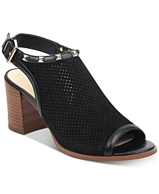Marc Fisher Parso Stud City Sandals