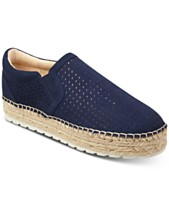 bab5c430a27 Marc Fisher Mania Perforated Espadrilles