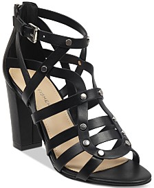 Marc Fisher Lusa Caged City Sandals