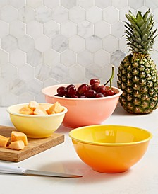 3-Pc. Ombré Bowl Set, Created for Macy's