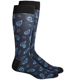 Tall Order Men's Big & Tall Printed Socks
